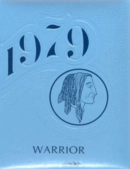 1979 Westminster High School Yearbook Cover