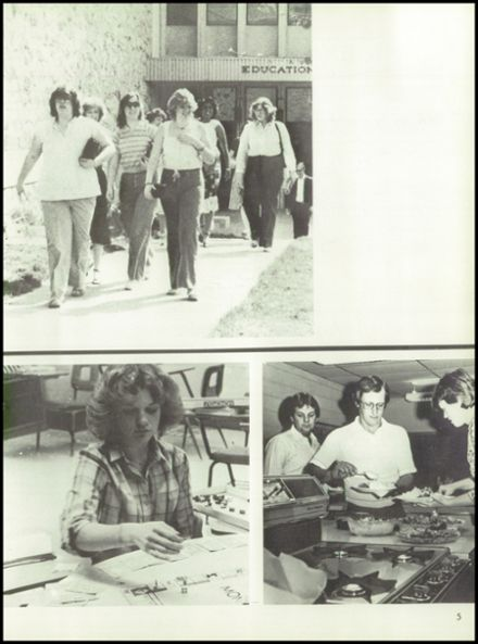 1980 C1 High School Yearbook Page 9