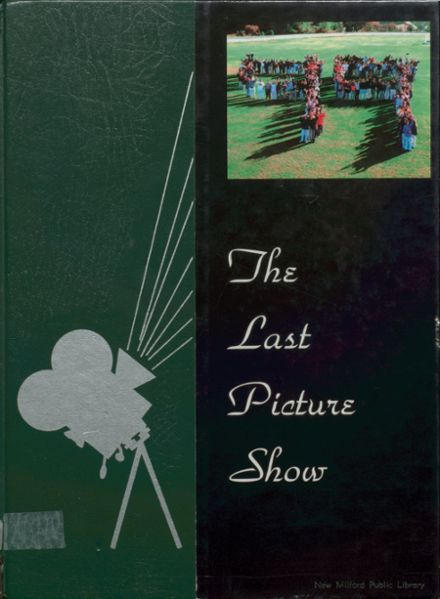 1999 New Milford High School Yearbook Cover