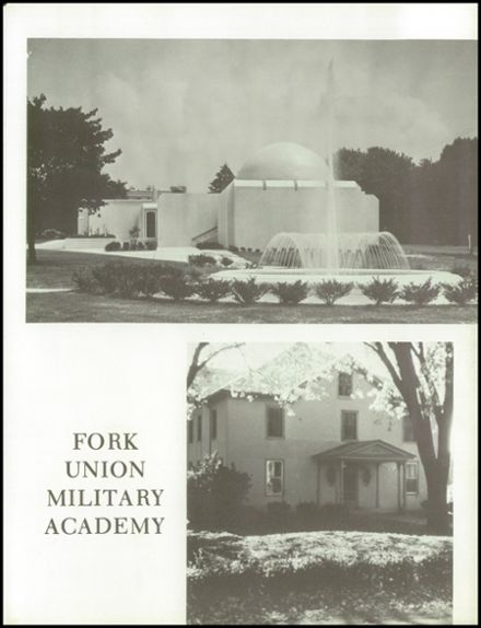 1975 Fork Union Military Academy Yearbook Page 7