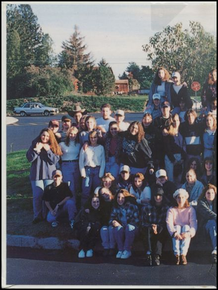 1996 Stillwater High School Yearbook Page 2