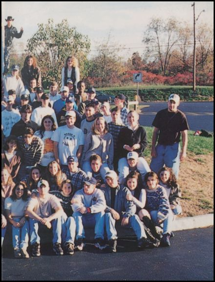 1996 Stillwater High School Yearbook Page 3