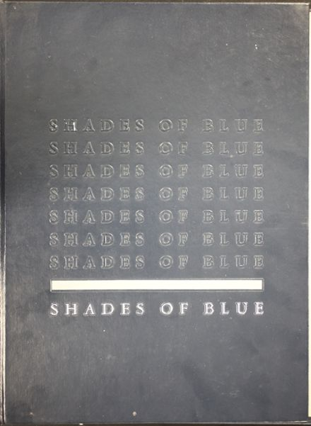 1988 Shawnee Mission East High School Yearbook Cover