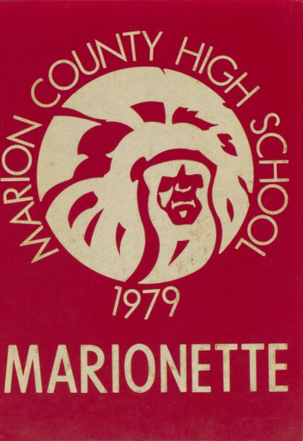 1979 Marion County High School Yearbook Cover