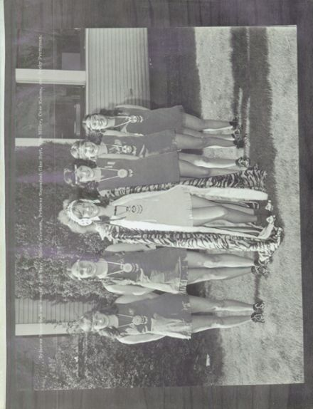 1975 Napavine High School Yearbook Page 5