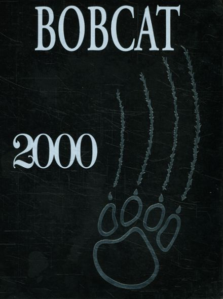 2000 Dumas High School Yearbook Cover