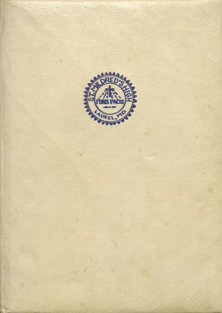 1940 St. Mildred's Academy Yearbook Cover