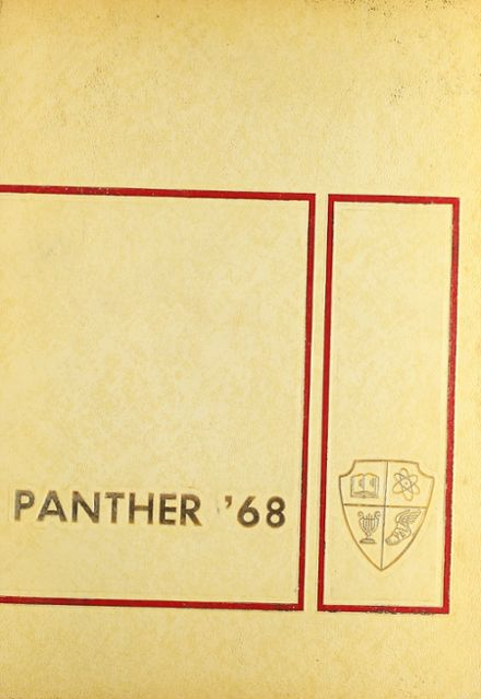 1968 Hillcrest High School Yearbook Page 1