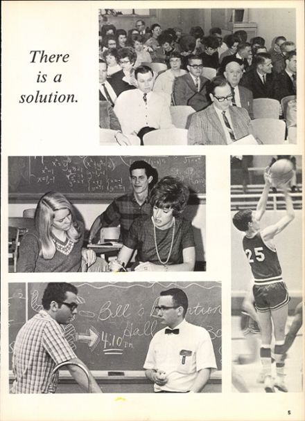 1968 Hillcrest High School Yearbook Page 9