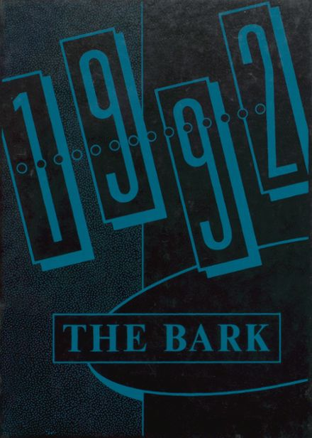 1992 Le Mars Community High School Yearbook Cover