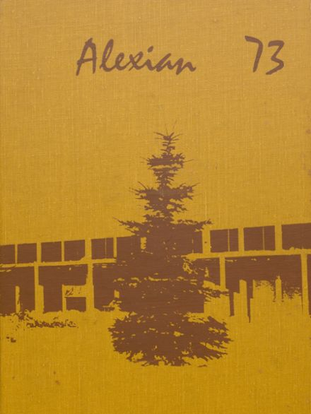 1973 Jefferson High School Yearbook Cover
