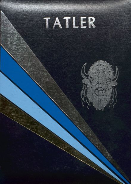 1983 West Franklin High School Yearbook Cover