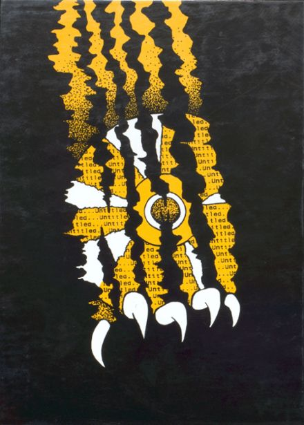 1995 Illini Central High School Yearbook Cover
