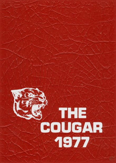 1977 South San Antonio High School West Yearbook Cover