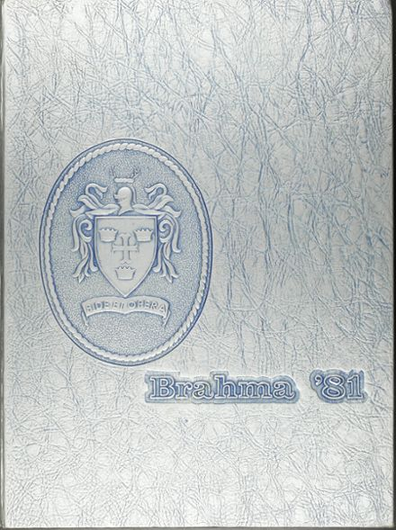 1981 Macarthur High School Yearbook Cover