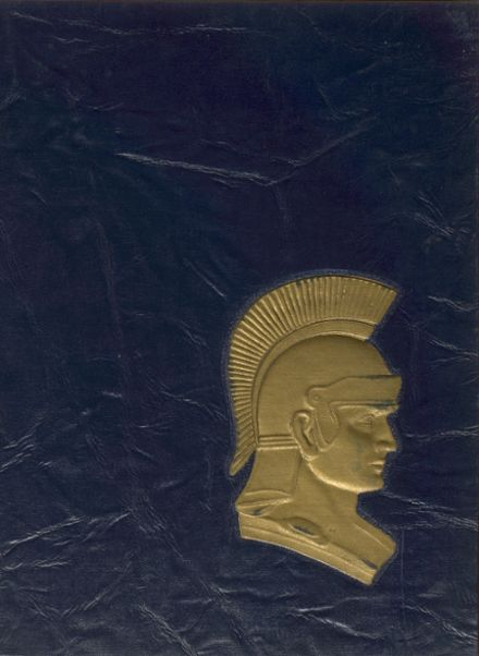 1967 Clawson High School Yearbook Cover