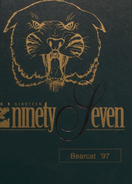 1997 Moody High School Yearbook Cover