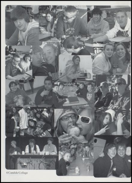 2009 Richland Center High School Yearbook Page 8