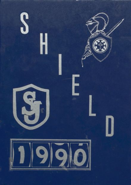 1990 St. John's High School Yearbook Cover