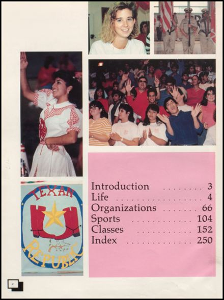 1988 W.B. Ray High School Yearbook Page 6