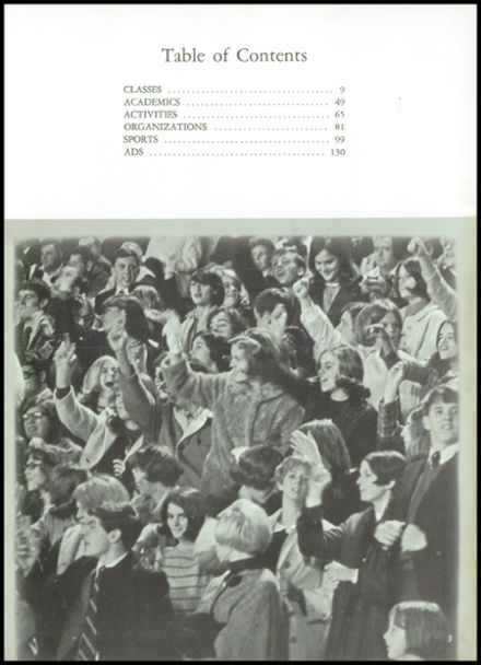 1968 Notre Dame High School Yearbook Page 7