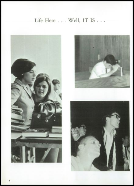 1968 Notre Dame High School Yearbook Page 8