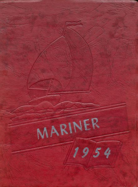 1954 Lincoln High School Yearbook Cover