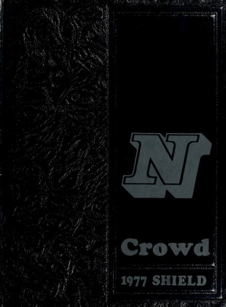 1977 Northfield High School Yearbook Cover