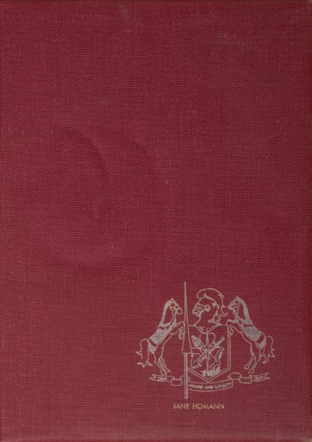 1967 Lafayette High School Yearbook Cover