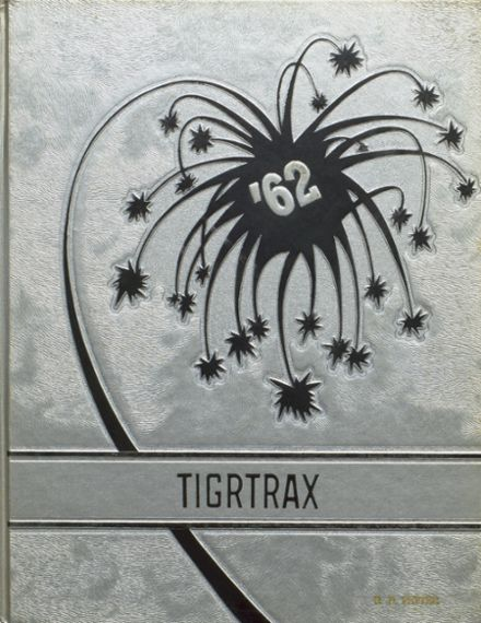 1962 Richwood High School Yearbook Cover