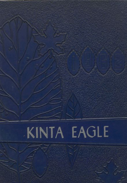 1962 Kinta High School Yearbook Cover