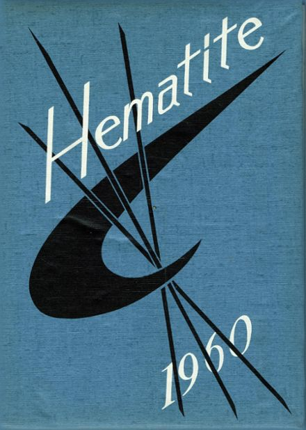 1960 Hibbing High School Yearbook Cover
