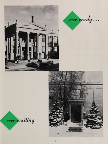 1960 South Side High School Yearbook Page 9