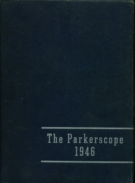 1946 Roselle Park High School Yearbook Cover