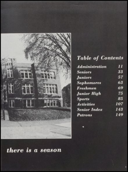 1973 Richland Center High School Yearbook Page 7