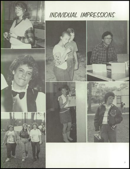 1987 Trenton High School Yearbook Page 7