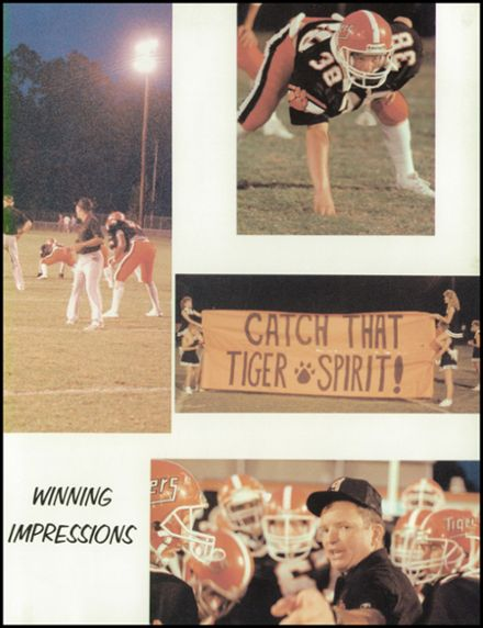 1987 Trenton High School Yearbook Page 9