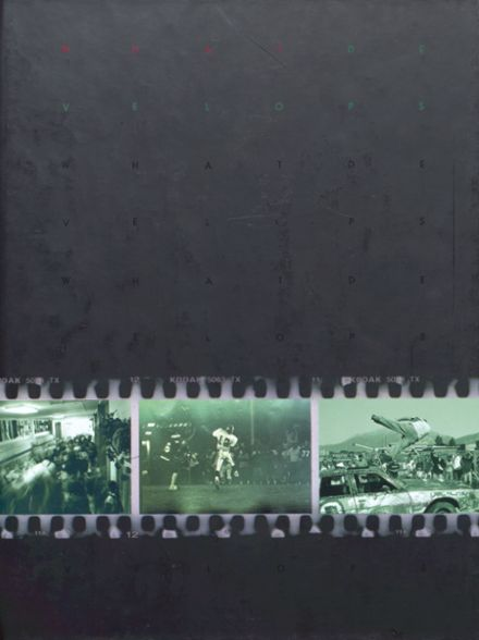 2001 Provo High School Yearbook Cover