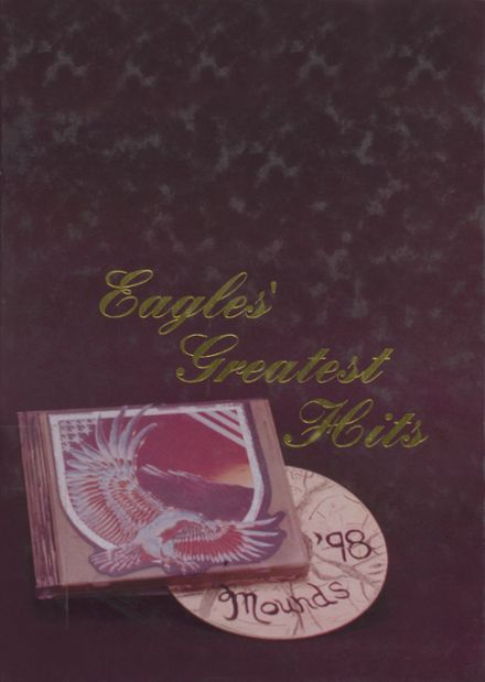 1998 Mounds High School Yearbook Cover