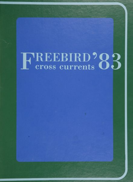 1983 South Lakes High School Yearbook Cover