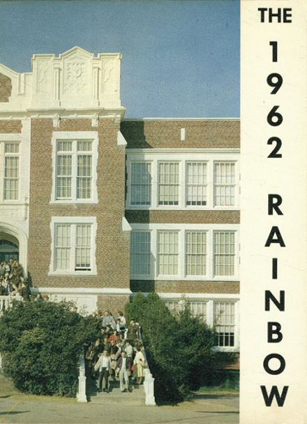 1962 Richmond Academy Yearbook Cover