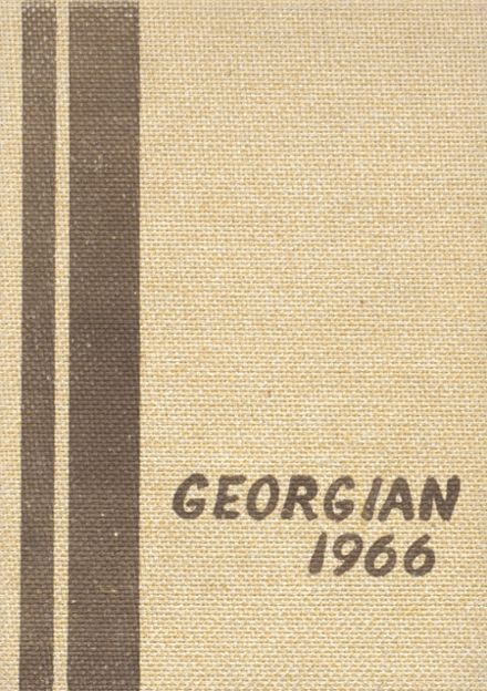 1966 Lake George High School Yearbook Page 1