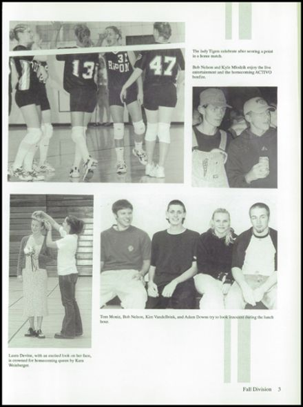 2002 Ripon High School Yearbook Page 7