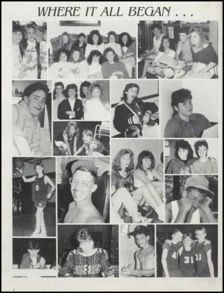 1993 Stillwater High School Yearbook Page 6