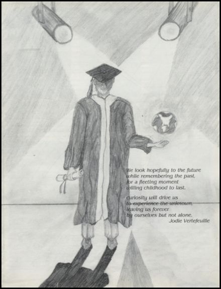 1993 Stillwater High School Yearbook Page 9
