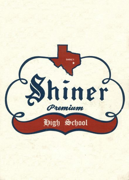 1977 Shiner High School Yearbook Cover