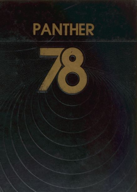 1978 Rugby High School Yearbook Cover