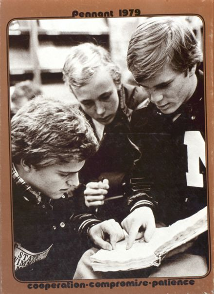 1979 McCallie High School Yearbook Cover