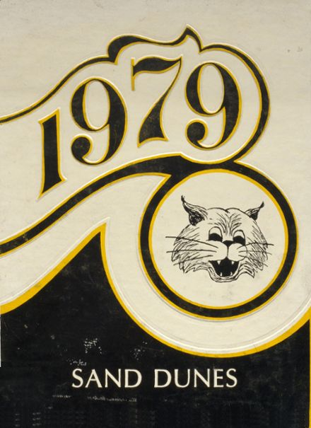 1979 Boron High School Yearbook Cover