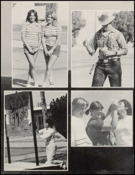 1979 Boron High School Yearbook Page 8